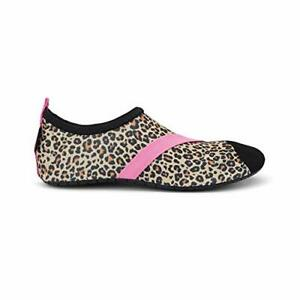FitKicks Special Edition Active Lifestyle Footwear, Feline Fierce MED