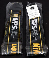 Original Nikon NPS Camera Straps (A# 2016-120) - Brand New