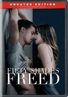 Fifty Shades Freed DVD 2018 BRAND NEW FAST SHIPPING