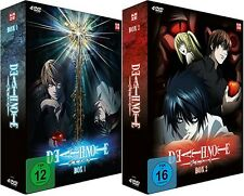 Death Note - Box 1-2 - Episoden 1-37 - DVD - NEU