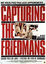 Affiche 120x160cm CAPTURING THE FRIEDMANS 2003 Arnold, Elaine Friedman EC