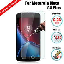 Premium Tempered Glass Screen Protector Protective For Motorola Moto G4 Plus