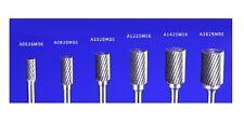 Form A Zylinder Z5 Hartmetall Fräser 6mm Schaft, 10 Ø 20 hoch ETHMF-A1020