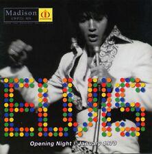 Elvis Collectors CD -  Opening Night (Madison) Very Rare