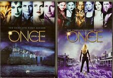 Once Upon A Time Complete Season 1 & 2 - DVD TV Shows First Second BRAND NEW