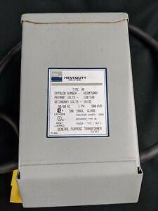 HS20F500B HEVI-DUTY .500 KVA TRANSFORMER PRI: 120/240V SEC: 16/32V