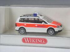 selten: Wiking VW Touran Notarzt in OVP