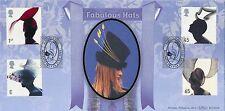 GB. FDC 2001 Benham  BLCS 209b Fabulous Hats