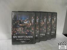 Six Feet Under Season 3 DVD 5 Disc Set Ep. 1-13
