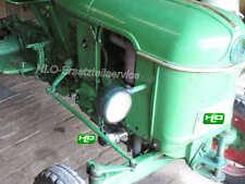 Ölfilterumbausatz Deutz Fahr Motor F1L612 F1L712 F2L712 F2L812 F2L912 Traktor