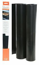"Kitchen + Home Oven Liner Set of 2 – 23""x16.25"" Heavy Duty 100% PFOA & BPA Free"