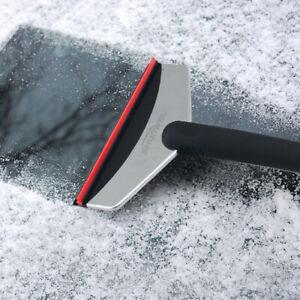 Car Windshield Winter Ice Snow Scraper Removal Cleaner Shovel Tool Steel Brush