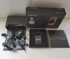 Retro Sony Ericsson Mobile Phone, Vintage W890i Hand phone, Rare Walkman Phone
