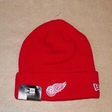 6fd5db0dfb7  23.98 New. Era Vintage NHL Basic Cuff Detroit Red Wings Team Beanie Watch  Hat -