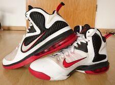 Zoom Nike Air Max Lebron 9 IX lbj23 James King Hyperfuse Soldier Miami Heat 41/8