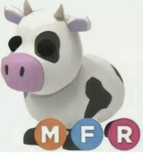 Roblox - Adopt me - FR Fly Ride Mega Neon Cow No Longer Available On The Game