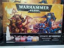 WARHAMMER 40K - SET ESSENTIALS - GAMES WORKSHOP Sealed