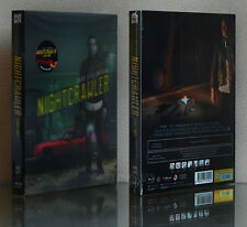 NIGHTCRAWLER [Blu-ray] Lenticular (STEELBOOK) BOX SET, Limited 2000 / (Region A)