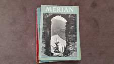 Merian Die Mosel 4. Jahrgang 11. Heft 1951/52