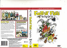 Footrot Flats:The Dofs Tale-Animated-1987-New Zealand-Movie-DVD
