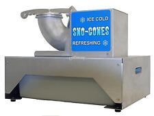 PARAGON PORT-A-BLAST SNO-CONE MACHINE ICE SHAVER - 6133510