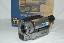 SONY HANDYCAM CCD-TRV65E CAMCORDER HI-8 XR VIDEO-8  ANALOGUE 8MM - BOXED