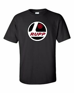 RUPP Vintage Snowmobile Short Sleeve T shirt Sizes to 5XL