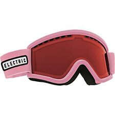 Electric Visual EGV.K Bubble Gum Youth Snowboarding Goggles (Pink)