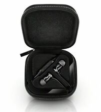 Sennheiser HD 1 In-Ear Headphones for iOS Devices (Black/Chrome)