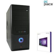 PC INTEL i5 7500, 8GB DDR4, 120GB SSD, 1TB HDD, USB3, HDMI, Windows 10 Computer
