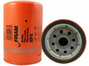 For 1992-2001 AM General Hummer Oil Filter Fram 57214GS 1993 1994 1995 1996 1997
