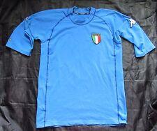 ITALIA ITALY Euro 2000  home shirt jersey KAPPA 2001 Azzurri Adult SIZE XXL