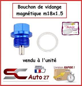 bouchon de vidange magnétique m 18x1.5 pour ALPHA ROMEO,SAAB,FIAT,OPEL,LANCIA