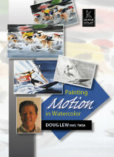 Painting Motion in Watercolor with Doug Lew - Art Education DVD