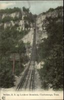 Chattanooga TN Incline RR Nice Early View c1905 Postcard