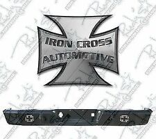Iron Cross Full Size HD Rear Bumper 2006-2009 Dodge Ram 1500 2500 3500 21-615-06