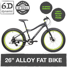 "26"" AVALANCHE CHOMP FAT BIKE"