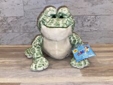 New Webkinz Spotted Frog Nwt Stuffed Plush Ganz -New Sealed Unused code with tag