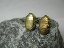 Vintage Art Deco Manschettenknöpfe 333 Gold ~ 1930 - cuff links