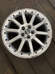 "Jaguar X Type BBS 18"" Melbourne Single Alloy Wheel 7.5J ET52.5"