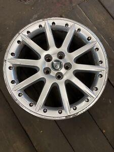 """Jaguar X Type BBS 18"""" Melbourne Single Alloy Wheel 7.5J ET52.5"""
