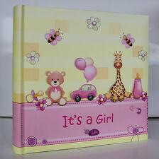 NEW Baby Girl Photo Album   Baby Gifts   Baby Shower