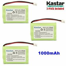 3 X Baby Monitor Battery For Motorola MBP33 36 and Graco iMonitor 2791 2795 2796