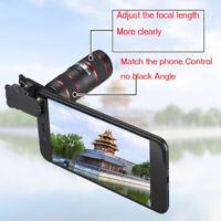 Mobile Phone Telephoto Lens Zoom Lens Telephoto Wide-angle Fisheye Macro