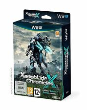 Xenoblade Chronicles X Limited Edition Wii U New Pal Ita Multilanguage