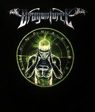 DRAGONFORCE cd cvr GREEN MAN MAXIMUM OVERLOAD Official SHIRT XL new
