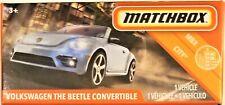 Matchbox Power Grabs MBX City Volkswagen The Beetle Convertible 2/100 (BBGKN85)