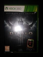 DIABLO III (3) Reaper of souls Ultimate ED. XBOX 360 NEUF EN VERSION FRANÇAISE.