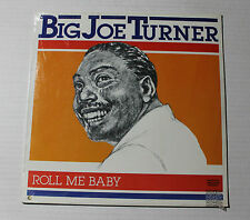 BIG JOE TURNER Roll Me Baby LP Intermedia QS-5043 US 1982 M SEALED 4E