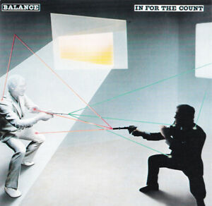 BALANCE In For The Count EU Press Portrait 85787 1982 CD